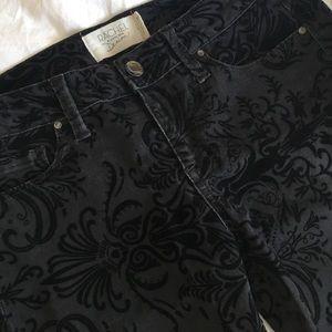 Rachel Roy •Textured Jeans•